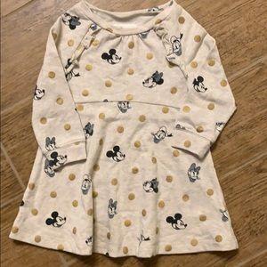 Gap Disney Minnie Mouse dress